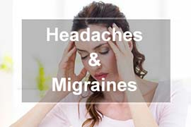 Headache Chiropractic Office Normal Illinois