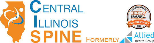 Central Illinois Spine Logo